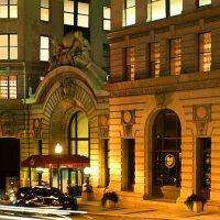 Exterior of Hotel Monaco Baltimore