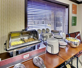 Comfort Inn Towson, MD Dining