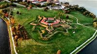 See Ft. McHenry from the sky during this tour.