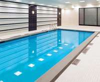 Hilton Chicago OHare Indoor Swimming Pool