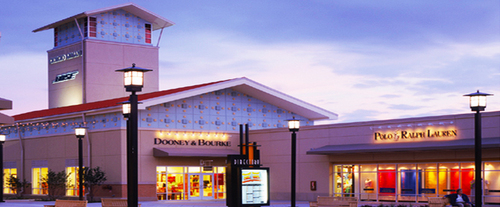 Chicago Premium Outlets Shopping Shuttle, outlet