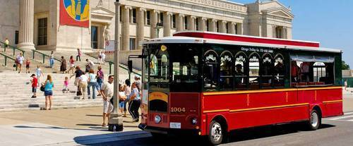 Chicago Hop On Hop Off Trolley And Upper Decker Tour