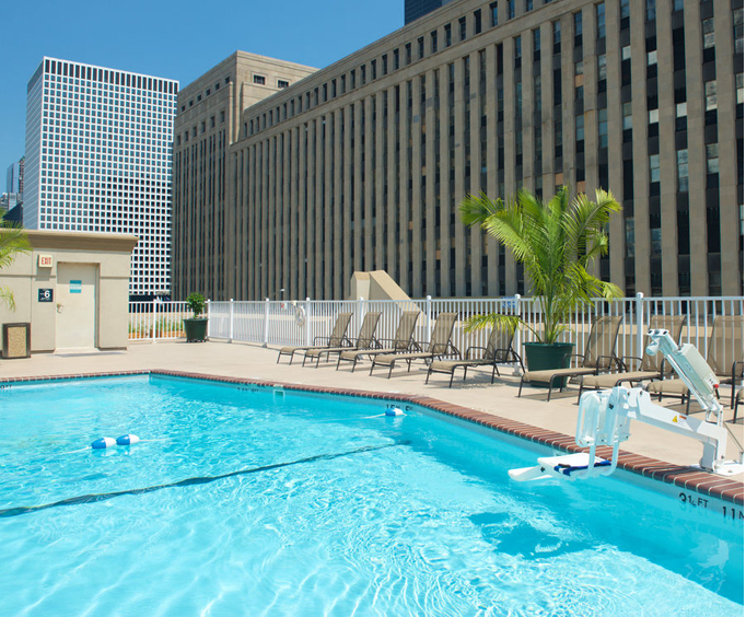 Holiday Inn Hotel Suites Chicago Downtown
