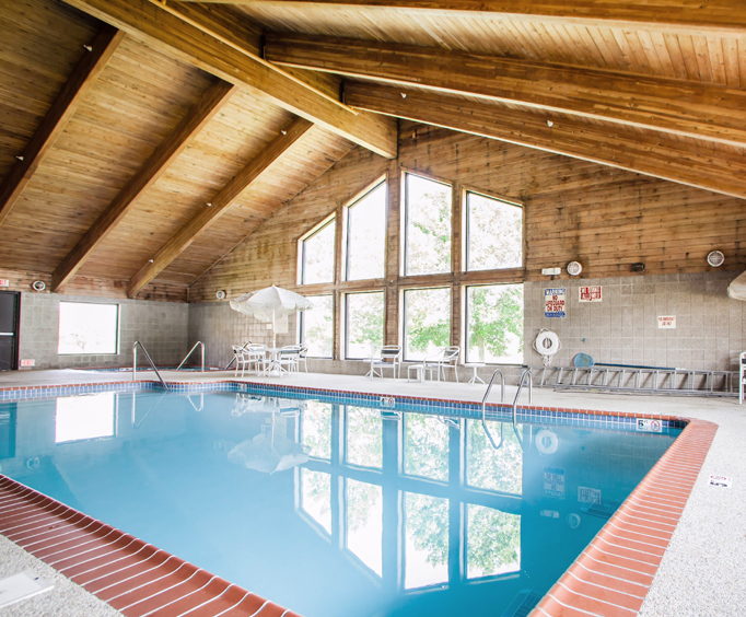 Quality Inn Bolingbrook Indoor Swimming Pool