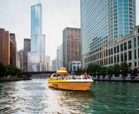 Chicago Lakefront Sightseeing Cruise, speedboat