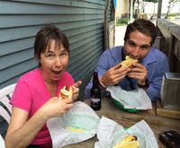 Chicago Culinary Bike Tour - 4 Hour Tour Through Wrigleyville, Gold Coast, Old Town, Lakeview, & Lincoln Park, tasting