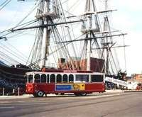 Beantown Hop On/Hop Off Trolley Tour & Harbor Cruise, Boston cruise