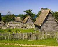 Plimoth Plantation & Mayflower II Tour, bus