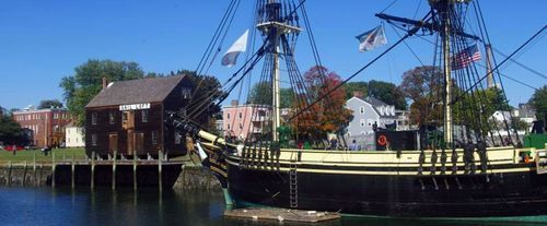 Salem - The Witch City Tour, harbor
