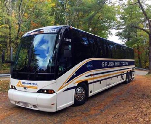 Wrentham Village Premium Outlets Tour, bus