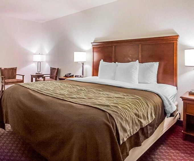 Room Photo for Quality Inn near Opryland