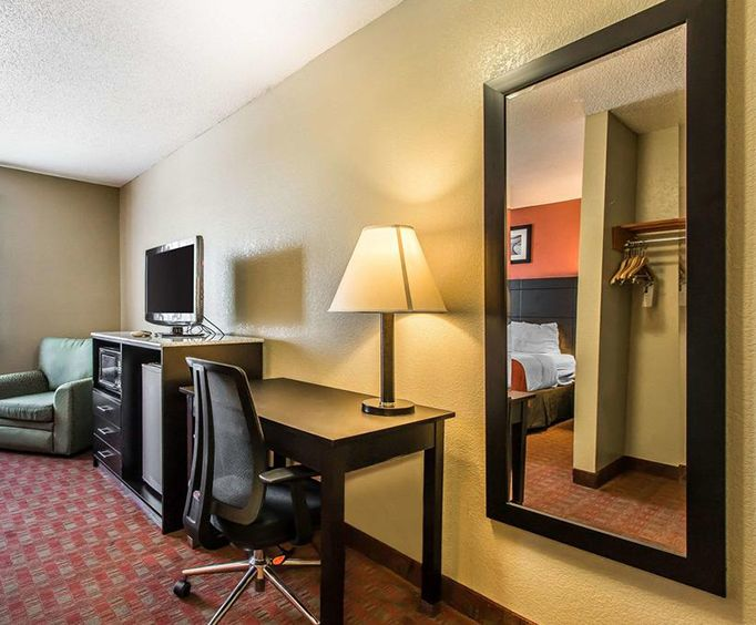 Room Photo for Quality Inn  Suites La Vergne