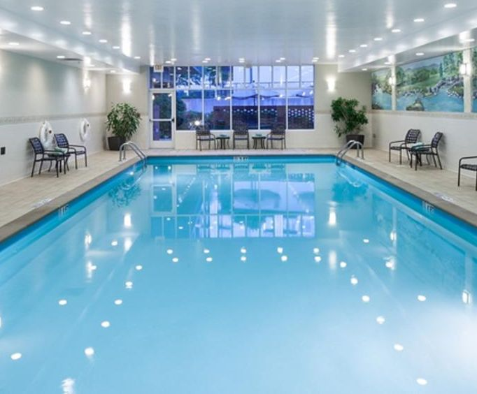 Hilton Garden Inn Nashville - Vanderbilt Indoor Swimming Pool
