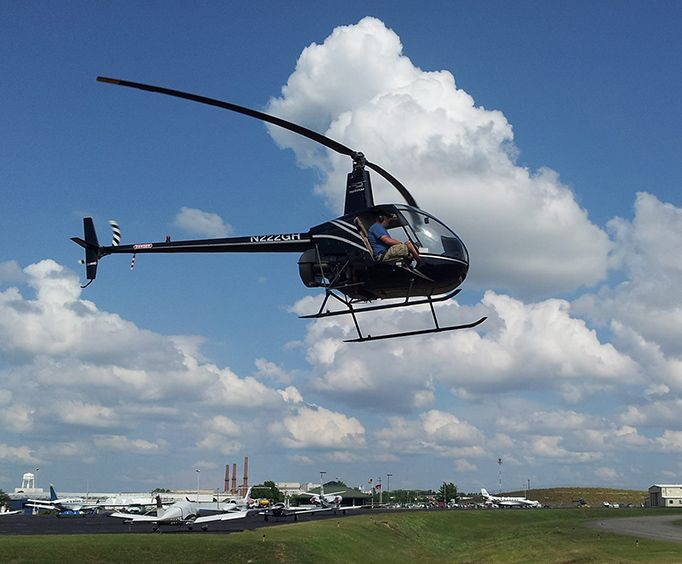 Lift Off with Nashville Helicopter Tours