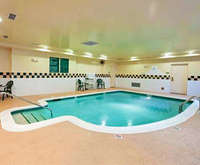 Hilton Garden Inn Plymouth Indoor Pool