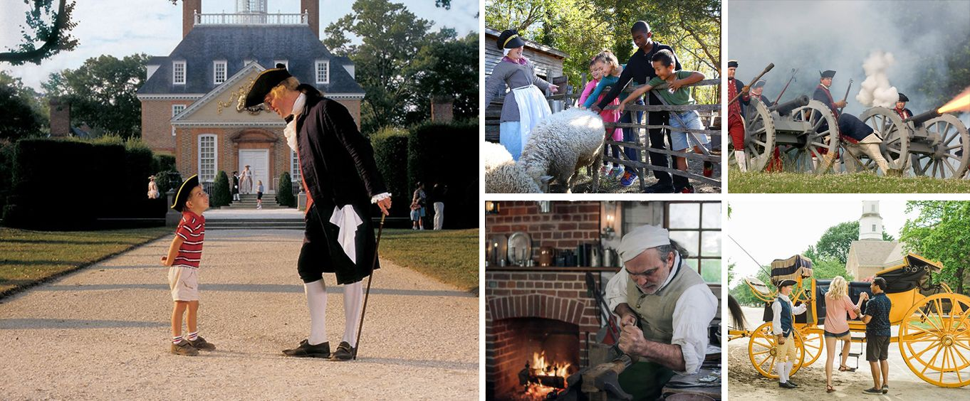 Experience Colonial Williamsburg