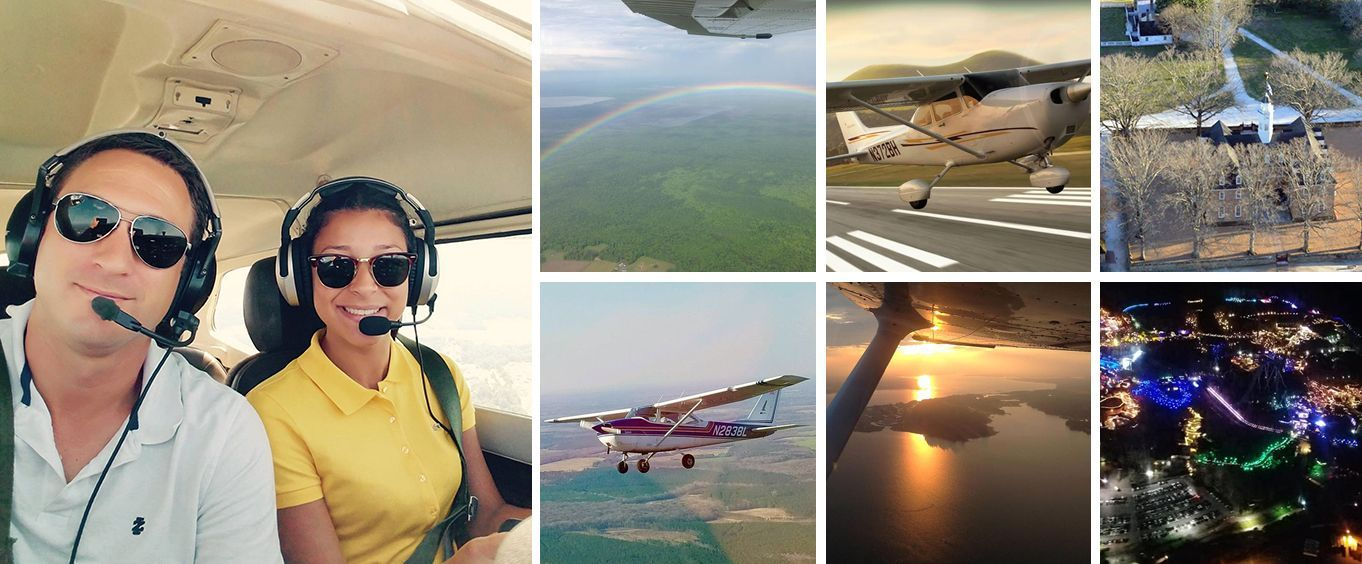 Incredible Experiences at Williamsburg Flight Center Airplane Tours
