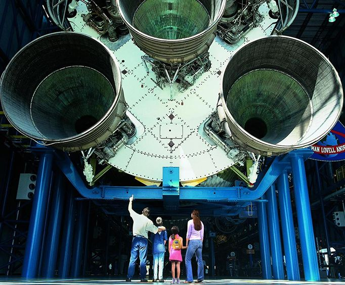 Kennedy Space Center Tours