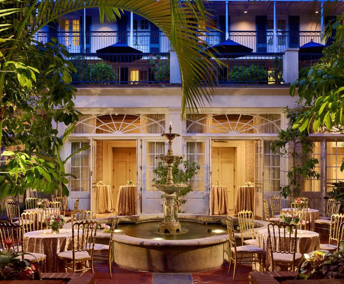 Royal Sonesta Hotel New Orleans Dining