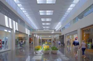 NorthPark Center Shopping Tours, mall
