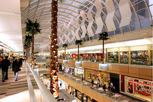 Galleria Dallas Shopping Tours, shopping