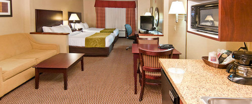 Room Photo for Comfort Suites North/Galleria