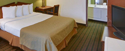Photo of Quality Inn at Arlington Highlands Room