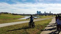 Ride along the Trinity Trails