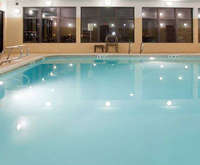 Holiday Inn Express Hotel & Stes Salt Lake City-Airport East Indoor Swimming Pool