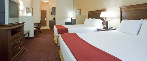 Room Photo for Holiday Inn Express Hotel & Stes Salt Lake City-Airport East