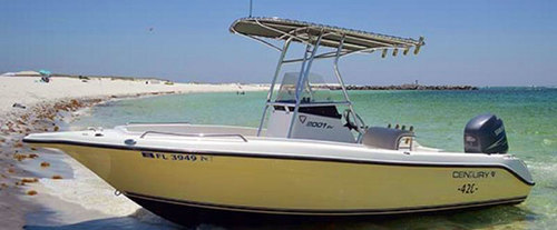 Destin Motor Boat Rental