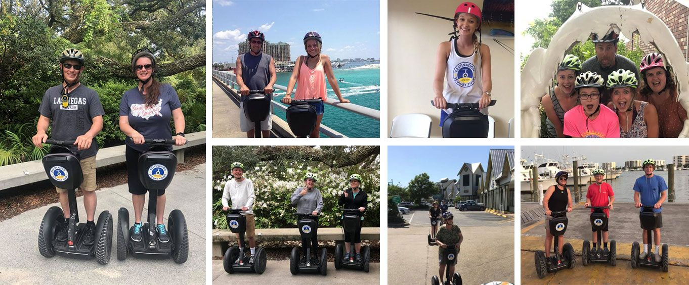 Experience the One Hour Destin Segway Tour