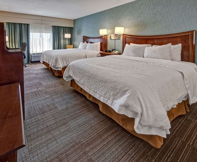 Photo of Hampton Inn Fort Walton Beach Room