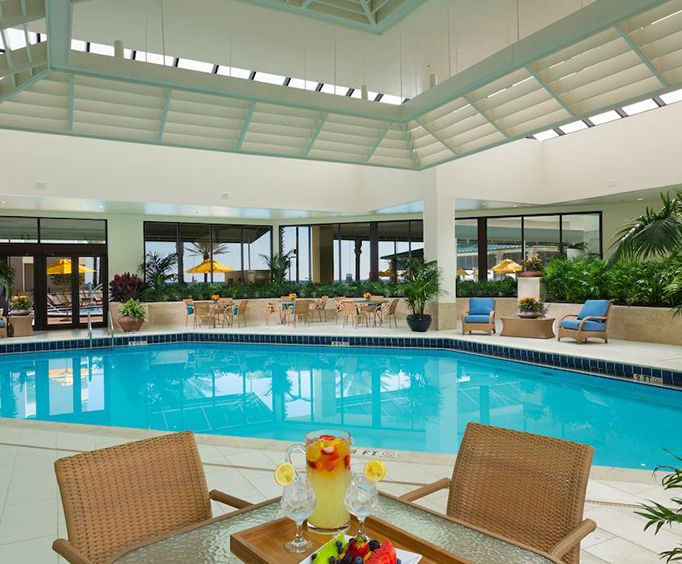 Hotels with Indoor Pool