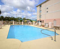 Outdoor Swimming Pool of Best Western Cypress Creek