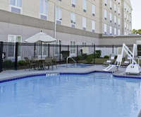 Outdoor Pool at Hilton Garden Inn Gulfport Airport MS