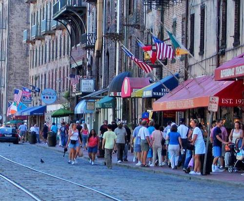 Historic Savannah Tour
