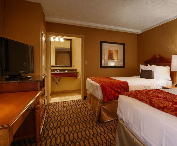 Room Photo for Best Western Plus Savannah Historic District