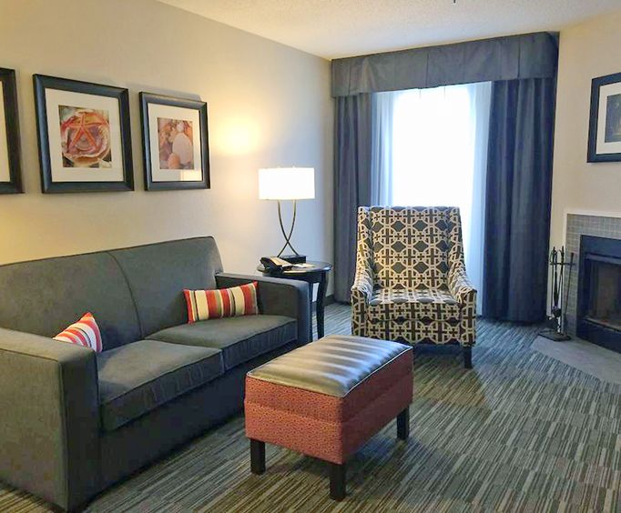 Homewood Suites by Hilton Savannah Room Photos