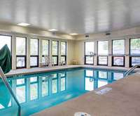 Comfort Inn & Suites at Stone Mountain Indoor Swimming Pool