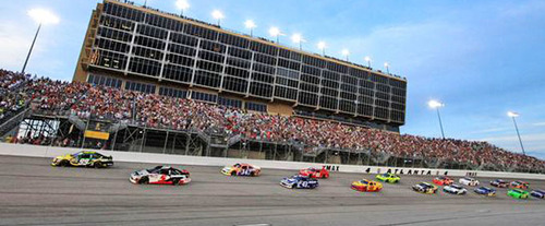 Nascar sprint cup series qualifying sprint car shootout for Atlanta motor speedway hotels