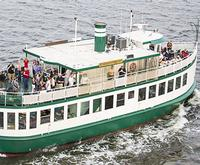 Carolina Belle of the Charleston Harbor Histor Sightseeing Crusie