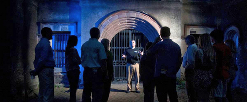 Charleston's Dungeons & Ghosts Walking Tour, dungeons
