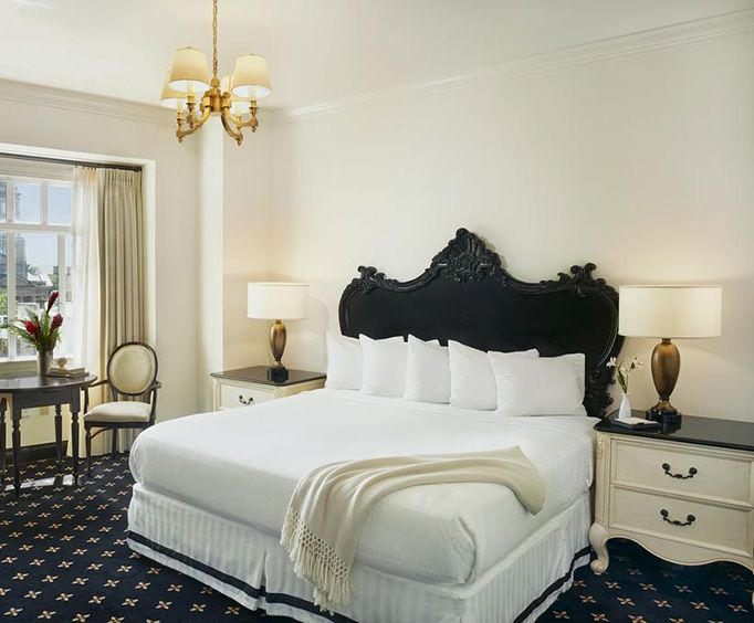 Photo of French Quarter Inn Room