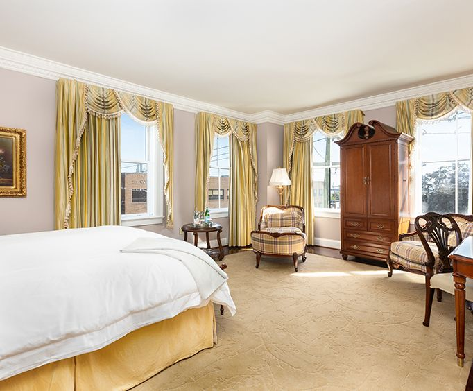 Photo of Market Pavilion Hotel Room