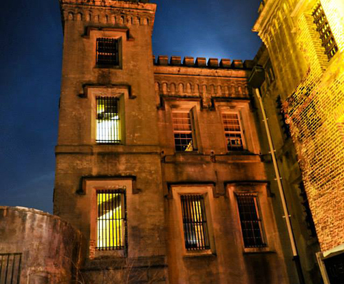 The Haunted Jail Tour, Halloween