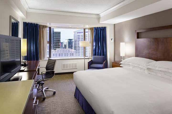 Room Photo for Hilton Seattle WA
