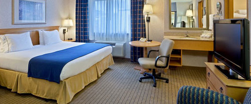 Room Photo for Holiday Inn Express Hotel & Suites Seattle - City Center