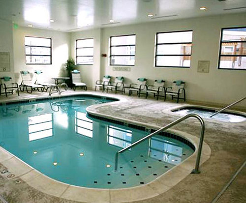 SpringHill Suites by Marriott Seattle Downtown/ S Lake Union Indoor Pool