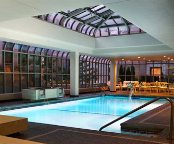 Fairmont Olympic Hotel Indoor Pool